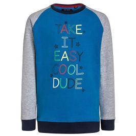 Blue Seven Chlapecká mikina Cool dude - barevná