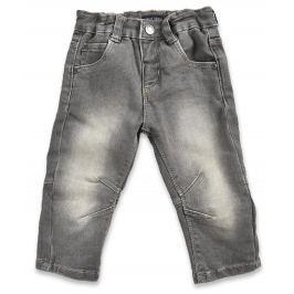 Blue Seven Chlapecké džínové kalhoty - šedé