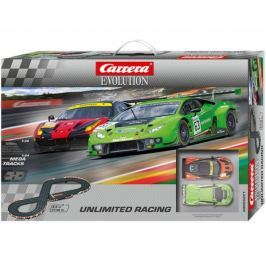 Carrera Autodráha Unlimited Racing