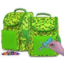 PIXIE CREW Chlapecký Minecraft batoh