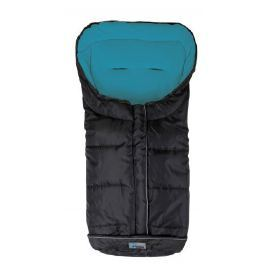 Altabebe Fusak zimní Easy Lux, černo - modrá