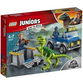 LEGO® Juniors 10757 Vozidlo pro záchranu Raptora