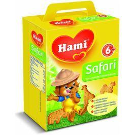 Hami Sušenky Safari 180g