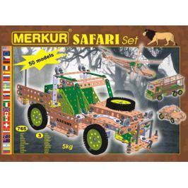 Merkur Stavebnice SAFARI Set - 765 ks