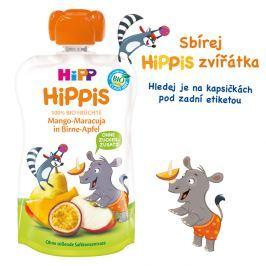 HiPP BIO 100% ovoce Hruška-Jablko-Mango-Marakuje 100 g