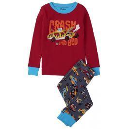 Hatley Chlapecké pyžamo s auty - barevné