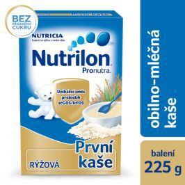 Nutrilon Mléčná kaše rýžová, 225g