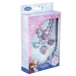 Disney Brand Dívčí set šperků Frozen