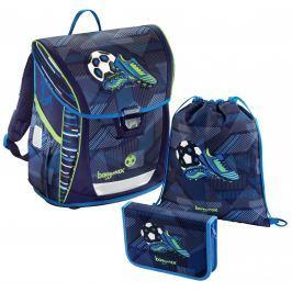 HAMA Školní 3-dílný set, Baggymax Fabby Fotbal