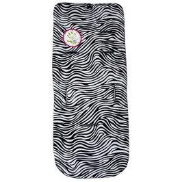 CuddleCo Paměťová podložka do kočárku, Zebra