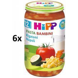 HiPP BIO PASTA BAMBINI Rigatoni Neapol, 6x250g