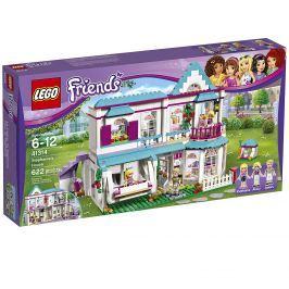 LEGO® Friends 41314 Stephanie a její dům