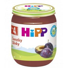 HiPP BIO Švestky 6x125g