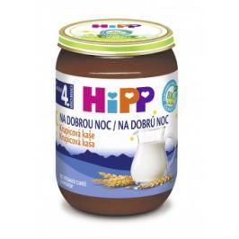 HiPP BIO Kaše na dobrou noc krupicová 190g