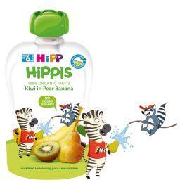 HiPP BIO 100% ovoce Hruška-Banán-Kiwi100 g