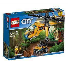 LEGO® City 60158 Jungle Explorers Nákladní helikoptéra do džungle