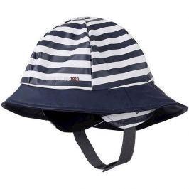 Didriksons1913 Chlapecký nepromokavý klobouček Southwest- modro-bílý