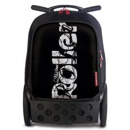 Nikidom Roller batoh na kolečkách Blackout