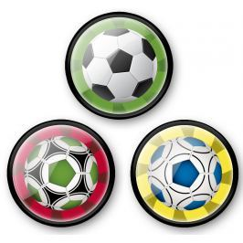 Nikidom Sada odznáčků Roller Pins Balls
