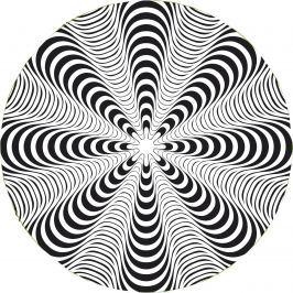 Nikidom Sada samolepek Roller Wheel Stickers Dizzy