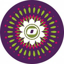 Nikidom Sada samolepek Roller Wheel Stickers Mandala