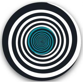 Nikidom Sada samolepek Roller Wheel Stickers Circles