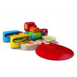 Hape Toys Kolejnice tamburina
