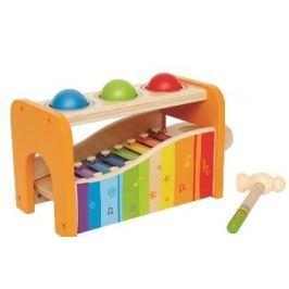 Hape Toys Zatloukačka s xylofonem