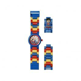 LEGO® Watch & Clock Chlapecké hodinky DC Super Heroes Superman - barevné