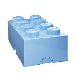 LEGO® Storage Velký úložný box - světle modrý