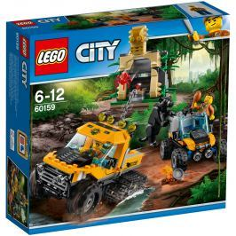 LEGO® City 60159 Jungle Explorers Obrněný transportér do džungle