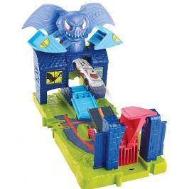 Hot Wheels City Utkej se s příšerou Bat manor