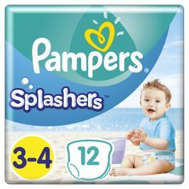 Pampers Pants Splashers Carry Pack S3 12ks