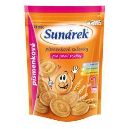 Sunárek dětské sušenky písmenkové 2x150g