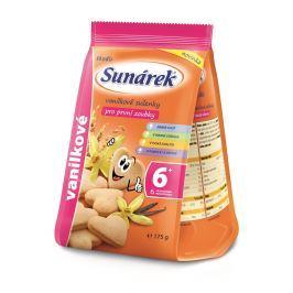 Sunárek vanilkové sušenky 175 g