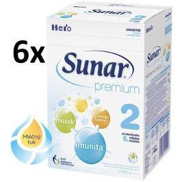 Sunar Premium 2, 6x600g