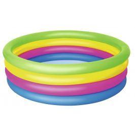 Bestway Nafukovací bazének barevný, průměr 1,57m, výška 46cm