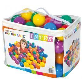 Intex Míčky do hracích koutů 100 ks
