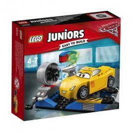 LEGO® Juniors 10731 Závodní simulátor Cruz Ramirezové