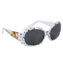 Disney Brand Dívčí sluneční brýle Minnie - bílé