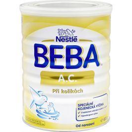 BEBA A.C. speciální kojenecké mléko při kolikách, 800g