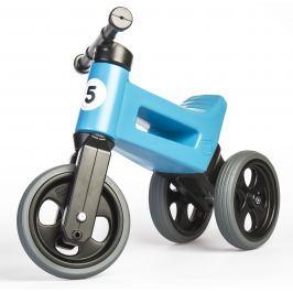 Teddies Odrážedlo Funny Wheels New Sport 2v1 - modrá