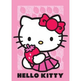 Vopi Dětský koberec Hello Kitty, 133x95 cm