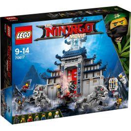 LEGO® NINJAGO™ 70617 Chrám nejmocnější zbraně