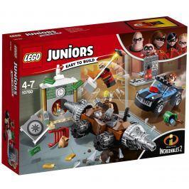 LEGO® Juniors 10760 Bankovní loupež Podkopávače