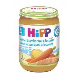 HiPP Karotka s bramborami a lososem 6x190 g