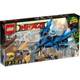 LEGO® NINJAGO™ 70614 Blesková stíhačka