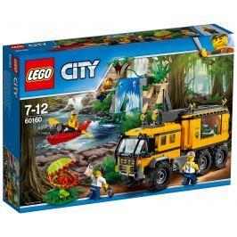 LEGO® City 60160 Jungle Explorers Mobilní laboratoř do džungle