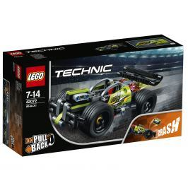 LEGO® Technic 42072 Zelený závoďák