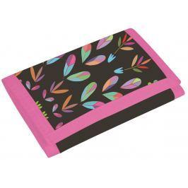 Karton P+P Dětská peněženka fashion kytky